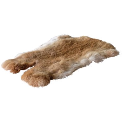 Naturel konijnenvachten