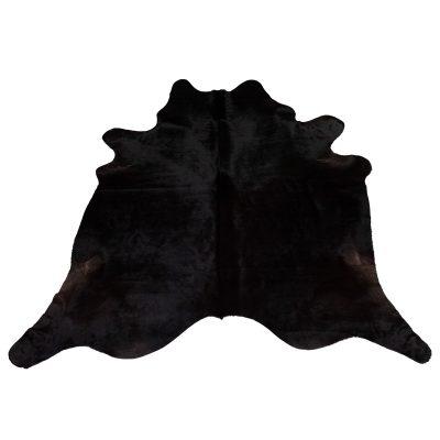 zwarte grote koeienhuid