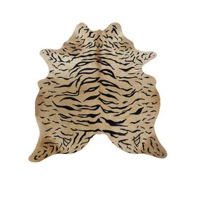 Koeienhuid met tijgerprint