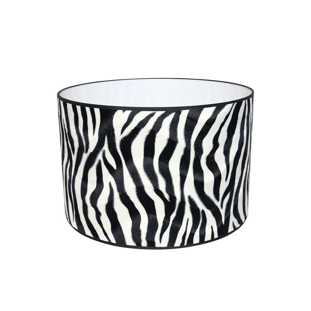 Lampenkap zebraprint