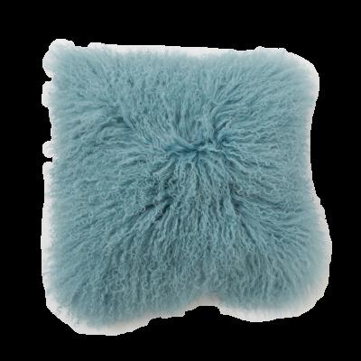 Sierkussenhoes turquoise