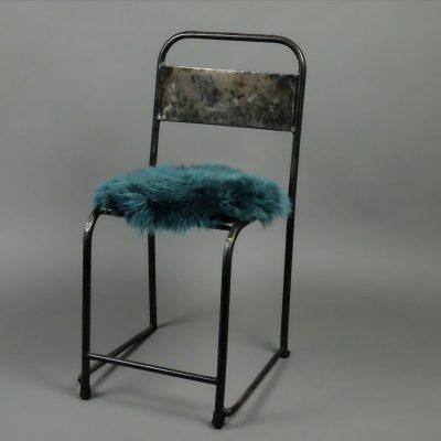 Vachtje voor stoel