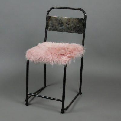 Roze schapenvachtje