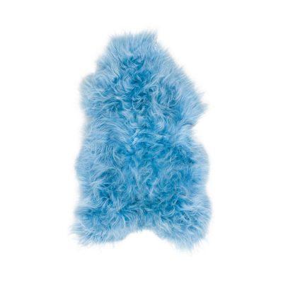 IJslands schapenvel lichtblauw