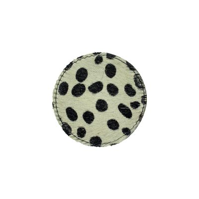 onderzetter dalmatier rond