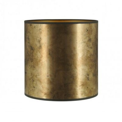 Messing op goud lampenkap