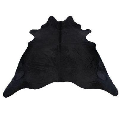 Koeienhuid zwart