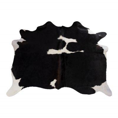 bijzondere zwart witte koeienhuid