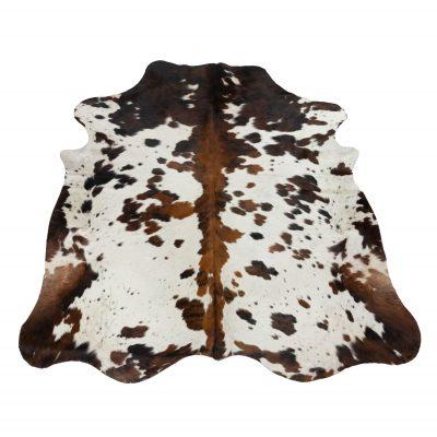 Koeienhuid wit bruin