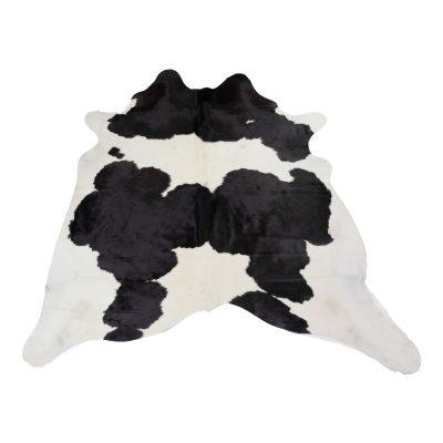 Koeienhuid zwart wit