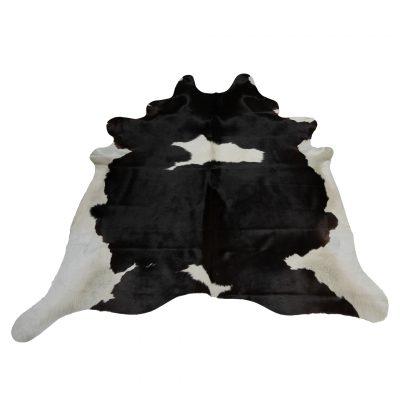 zwart wit koeienvel