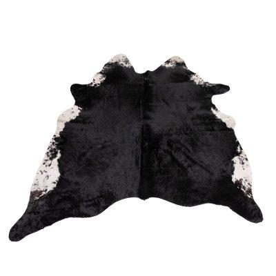 Dutchskins bijzondere koeienhuid natuurlijk zwart