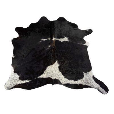 Grote koeienhuid zwart wit
